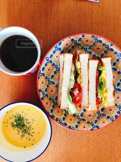 朝食の写真・画像素材[1193807]