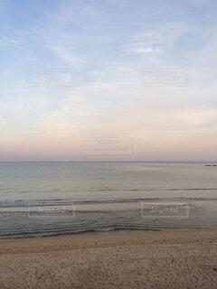 柔らかい海岸の写真・画像素材[4460476]