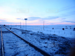 モンゴル鉄道の旅の写真・画像素材[1788757]
