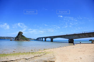 古宇利大橋の写真・画像素材[1166952]