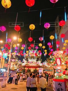 台湾 夜市の写真・画像素材[1174421]