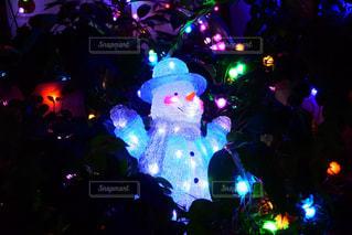 雪だるまの写真・画像素材[1681365]