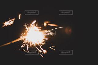 手持ち花火の写真・画像素材[2160796]