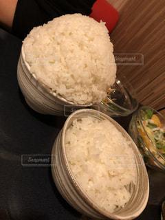 皿の上のご飯 - No.1168046