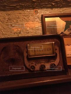 ラジオの写真・画像素材[1176470]