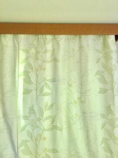 カーテンの写真・画像素材[1183464]
