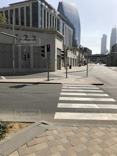 街の通りの写真・画像素材[1170909]