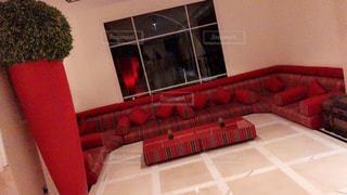 ウェスティンホテルのソファーの写真・画像素材[1184103]