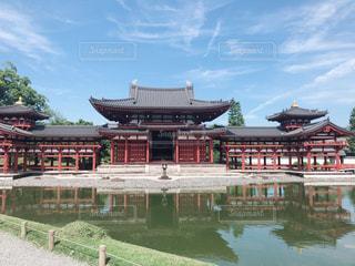平等院鳳凰堂の写真・画像素材[1324175]