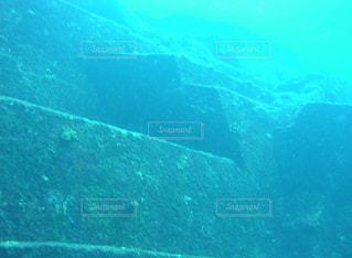 海底遺跡の写真・画像素材[1170276]