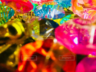 キラキラおもちゃ。の写真・画像素材[1234598]