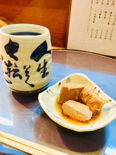 お寿司屋さんのつきだし。の写真・画像素材[1565343]