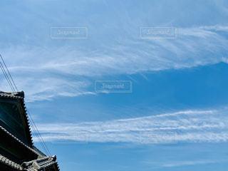 今日の空の写真・画像素材[2021268]