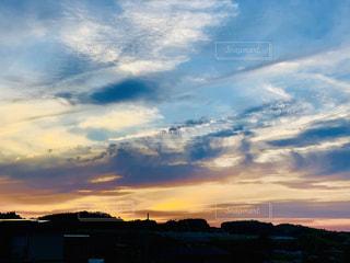 夕焼けの写真・画像素材[2169419]