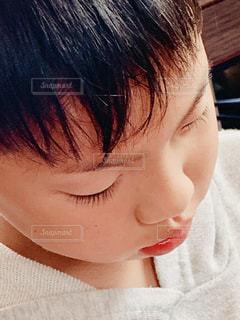 男の子の写真・画像素材[2189187]