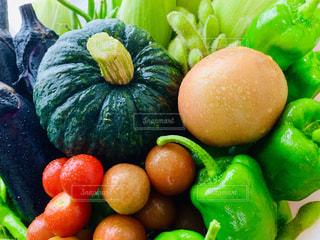旬の新鮮野菜たちの写真・画像素材[2260893]