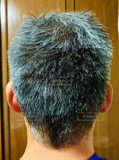 まだ黒髪あるね‼️の写真・画像素材[2298714]