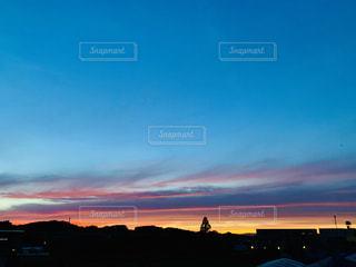 夕焼けの写真・画像素材[2350207]