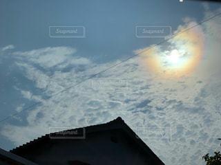 夕方の空の写真・画像素材[2373560]