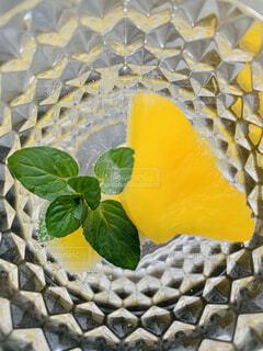 パイナップル酢の炭酸割りの写真・画像素材[4356195]