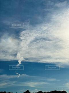 今日の空の写真・画像素材[4659021]