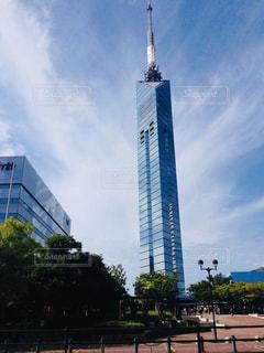 都市の高層ビルの写真・画像素材[1184061]