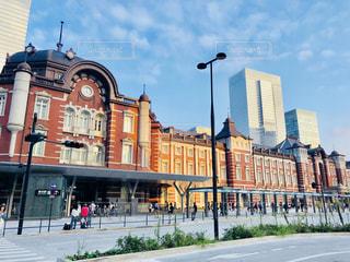 東京駅の写真・画像素材[1551124]