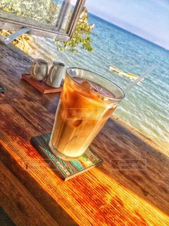 飲み物の写真・画像素材[1181124]