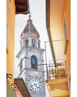 スイス・ティチーノ州  アスコーナ町の教会の写真・画像素材[1171653]