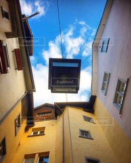 スイスの町の旧市街 - No.1171728