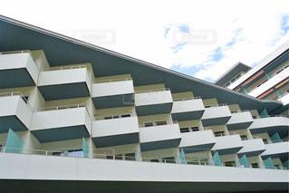 スイスのホテルの建物の一部 - No.1200437