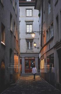 街をお散歩の写真・画像素材[1500061]
