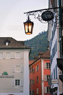 スイスの街角からの写真・画像素材[1567414]