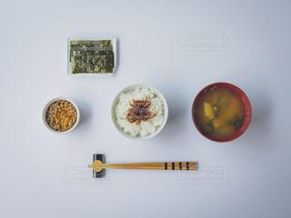 朝食 和食の写真・画像素材[3124337]