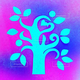 意識の木の写真・画像素材[1172905]