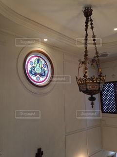 ステンドグラスの窓3の写真・画像素材[1179096]