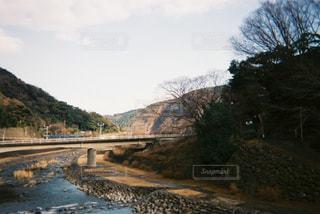 川に架かる橋の写真・画像素材[1173746]