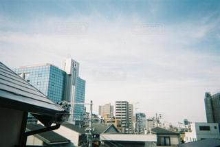 都市の高層ビルの写真・画像素材[1174717]