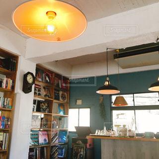 カフェの風景の写真・画像素材[1174056]