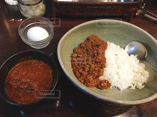 目黒で食べたカレーの写真・画像素材[1175534]