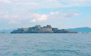 軍艦島の写真・画像素材[1175649]