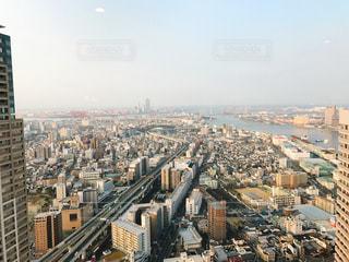 都市の景色の写真・画像素材[1175592]