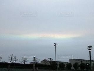 まっすぐな虹 - No.1176381