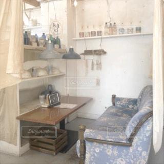 カフェの写真・画像素材[1348427]