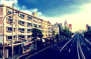 街の通りの写真・画像素材[1177030]