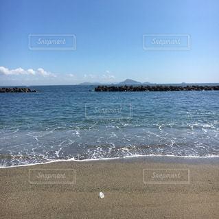 海からのメッセージの写真・画像素材[1620877]