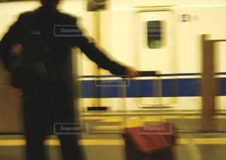 サラリーマンの出張イメージの写真・画像素材[1178637]