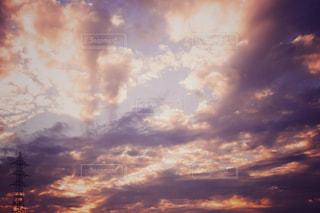 空の雲 - No.1182797
