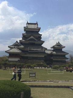 松本城の雑観の写真・画像素材[1182323]