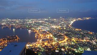 函館山からの夜景の写真・画像素材[1182364]